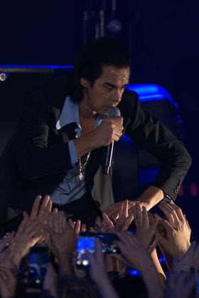 Треклист концерта «Distant Sky — Nick Cave & The Bad Seeds Live in Copenhagen»